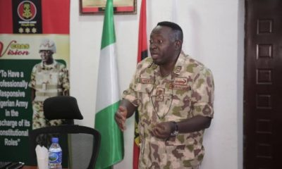Army redeploys General Adeniyi to school after viral video of him complaining