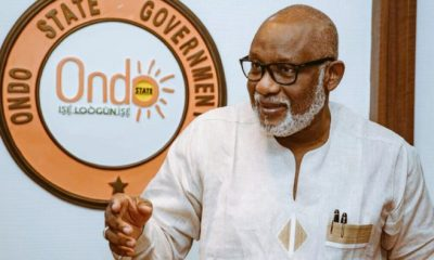 Ondo declares 3-day fast as it closes borders over Coronavirus spread