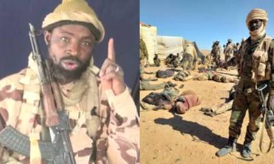 Boko Haram leader, Shekau begs fighters not to run as Chad crushes them