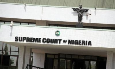 Supreme Court speaks on plans for online hearing of cases