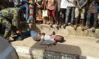 Two perosns die, several injured in Ogbomoso accident