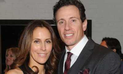 CNN anchor Chris Cuomo's wife tests positive for Coronavirus