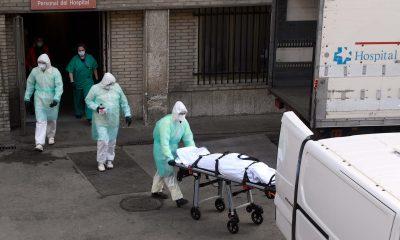 Global Coronavirus cases surpasses 1.2 million and deaths near 70,000