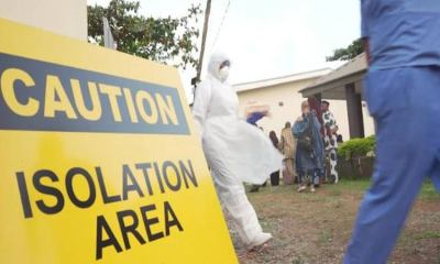 Enugu discharges one COVID-19 patient from isolation centre