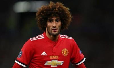 Former Manchester United player, Fellaini recovers from Coronavirus