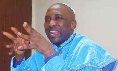 I have the cure for Coronavirus - Lagos Clergyman reveals