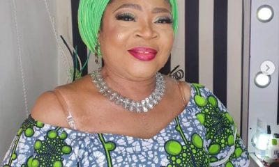 Fuji singer, Salawa Abeni releases her nude photos as man attempts to blackmail her