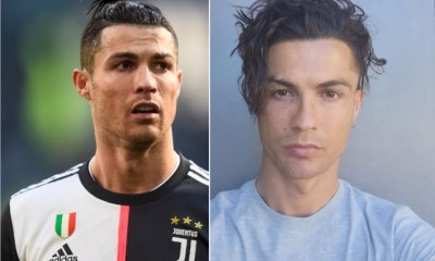 Cristiano Ronaldo debuts new look, approved?