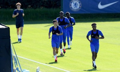 Chelsea winger, Callum Hudson-Odoi spotted for the first time after arrest