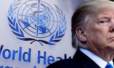 Donald Trump world health organization topnaija.ng