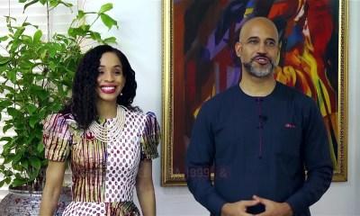 Ndidi and Mezuo Nwuneli topnaija.ng