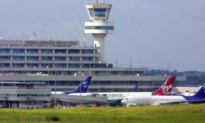 Open airports, allow interstate travel - Lawmaker