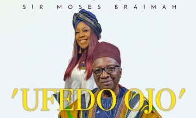 Glowreeyah Braimah – Ufedo Ojo (Ft. Sir Moses Braimah)