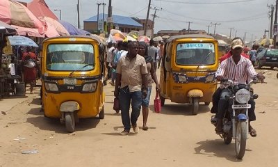 Lagos unveils plans to replace banned Okada, tricycle by July
