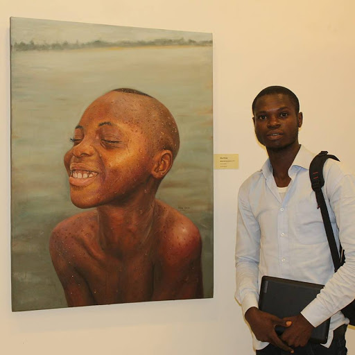 TopNaija Stories: Silas Onoja, Visual Artist