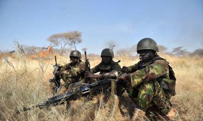 Security operatives kill seven Boko Haram members in Dapchi