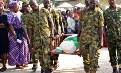 1 killed, 5 injured as soldiers clash with COVID-19 team topnaija.ng