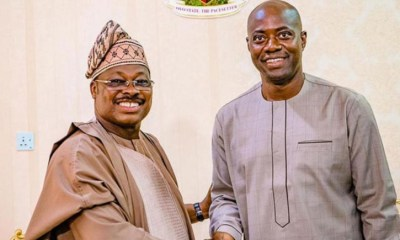 Ajimobi's burial in GRA against the law - Seyi Makinde topnaija.ng