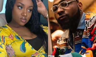 Davido's fiancee, Chioma responds to domestic violence rumours topnaija.ng