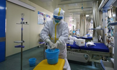 Nigeria's COVID-19 cases second highest in Africa topnaija.ng