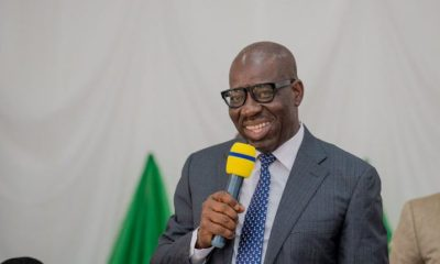 Abuja Court strikes certificate forgery suit against Obaseki