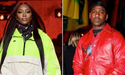 Naomi Campbell might not be on speaking terms with ex-boyfriend, Skepta topnaija.ng