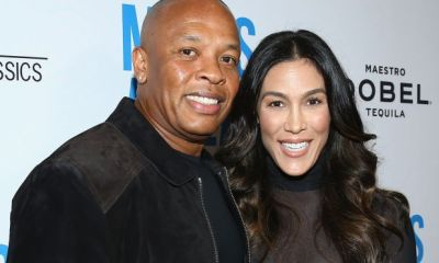 Dr. Dre's wife, Nicole Young files for divorce after 24 years of marriage