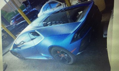 Man reportedly uses COVID-19 relief funds to buy $318k Lamborghini topnaija.ng