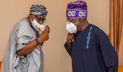 Akeredolu meets Tinubu, Sanwo-olu privately over second term topnaija.ng