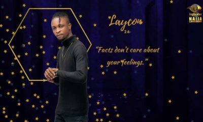 BBNaija season 5 housemates and the 'Lockdown' house Laycon topnaija.ng