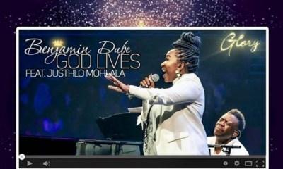 Benjamin Dube God Lives