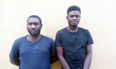 Dispatch riders arrested after failed attempt to snatch Uber driver's car