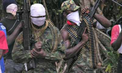 Gunmen kidnap businessman, woman in Ondo