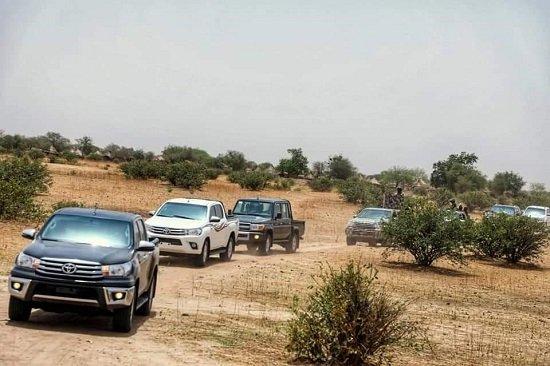How Boko Haram attacked Borno governor's convoy topnaija.ng 4