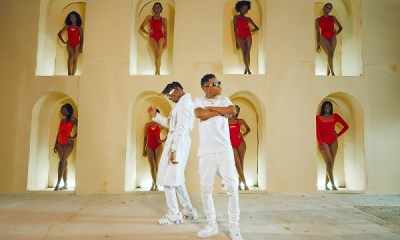King 98 ft Diamond Platnumz Kachiri video