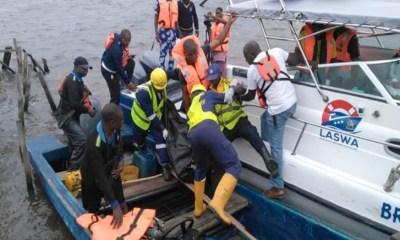 Lagos boat accident kills two topnaija.ng