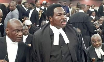 Mike Ozekhome testifies against Magu before Salami-led panel topnaija.ng