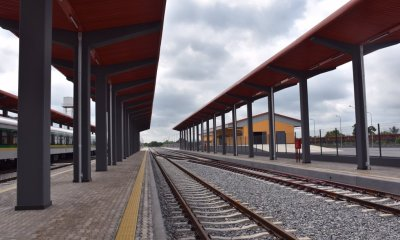 Photos of railway complex Buhari named after Jonathan topnaija.ng