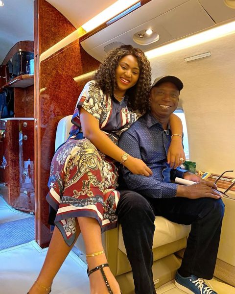 Regina Daniels immediately I saw her - Ned Nwoko love story topnaija.ng