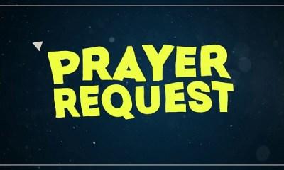 Victor AD Prayer Request lyrics