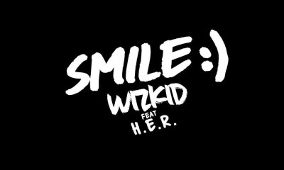 Wizkid Smile lyric
