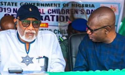 Handover to me in 21 days - Ondo deputy governor