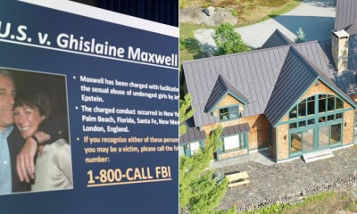 Inside New Hampshire mansion where Ghislaine Maxwell was hiding from FBI