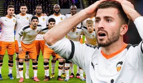 Valencia place their entire squad for sale in a bid raise money amid COVID-19 pandemic