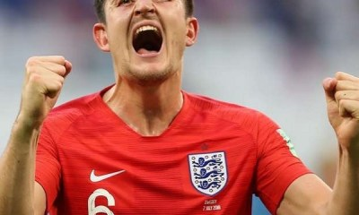 Harry Maguire withdrawn from England squad