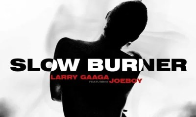Larry Gaaga ft. Joeboy Slow Burner