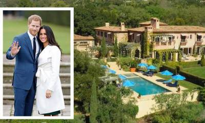 Prince Harry, Meghan acquire $14.7m mansion in California w