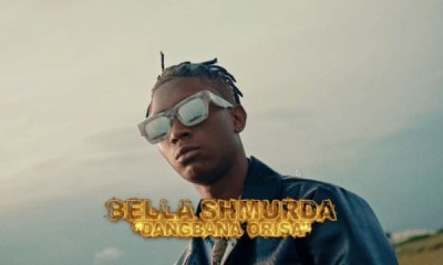 Bella Shmurda – Dangbana Orisa video
