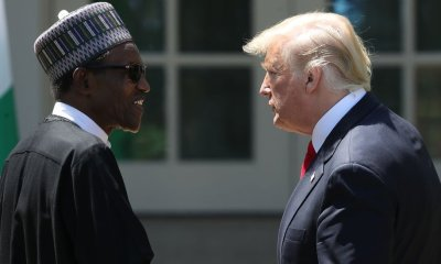 Buhari Trump US and UK VISA ban