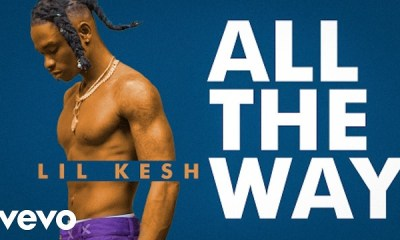 Lil Kesh – All The Way video